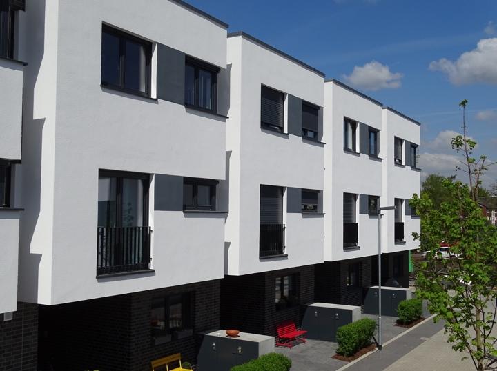 Doppelhaus Peter Loer Straße